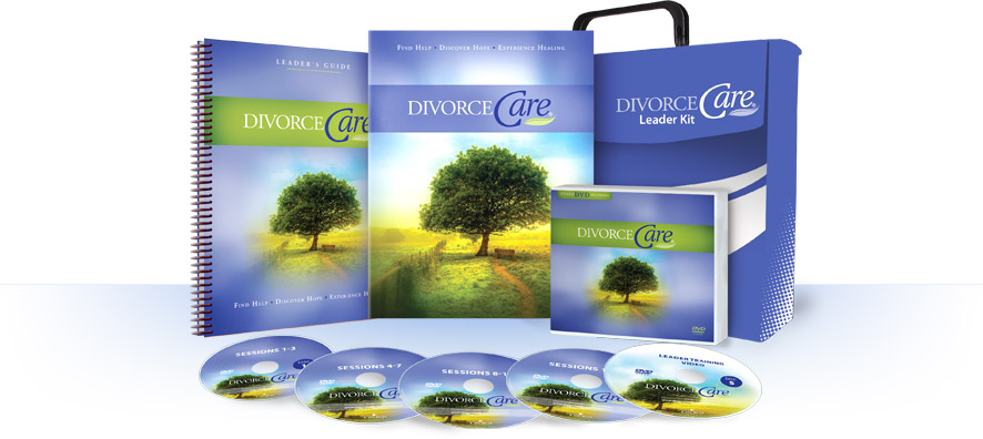 DivorceCare kit