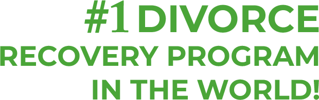 #1 divorce recovery program in the world!