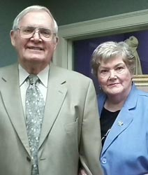 Murray and Marlene Dalrymple
