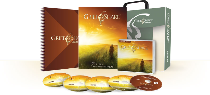 GriefShare kit